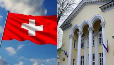 Elveția oferă Moldovei un grant în valoare de 6,25 milioane de franci elvețieni