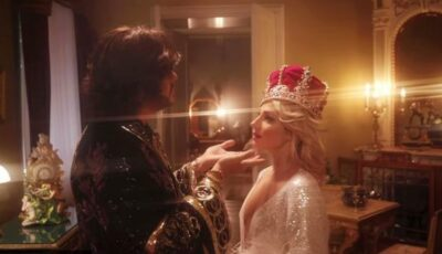 Video! Natalia Gordienko e muza regelui Filip Kirkorov în noul film de Revelion lansat în Rusia