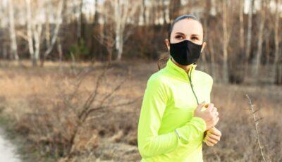 OMS permite activitățile sportive fără purtarea măștilor de protecție