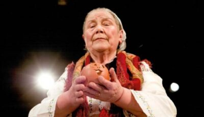 Actrița Eugenia Botnaru s-a stins din viață