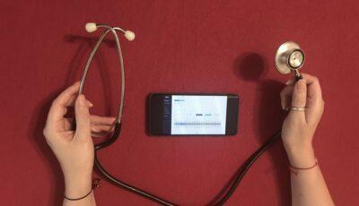 Stetoscopul electronic, creat pentru auscultația de la distanță în cazul pacienților Covid-19