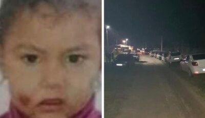 Alertă! Se caută o fetiță de 3 ani care a ieșit din curte și a dispărut fără urmă