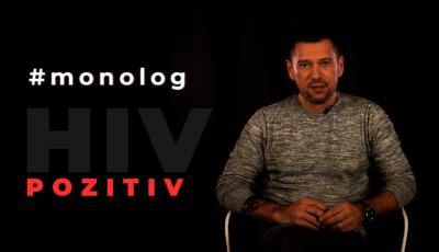 #monolog – întrebări incomode unei persoane infectate cu virusul HIV