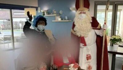 """Un azil din Belgia a devenit focar de Covid, după vizita unui ,,Moș Crăciun"""""""