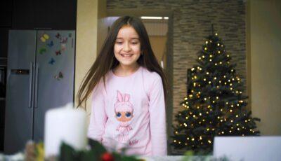Copiii din Moldova ne aduc un mesaj cu mari speranțe pentru anul 2021: Totul va fi bine!