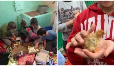 O mamă și cei 5 copii ai săi au nevoie de o casă. Să-i ajutăm împreună!
