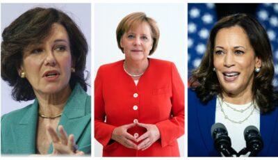 Cele mai influente femei din lume în anul 2020, conform Revistei Forbes