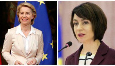 """Maia Sandu a participat la conferința europarlamentară """"Femei lideri şi rolul lor în procesul de democratizare a ţărilor lor"""""""