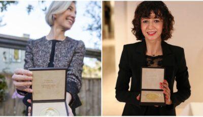 Pentru prima dată, în 2020, Premiul Nobel în Chimie a fost câștigat de două femei