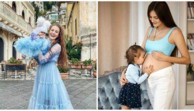 Valeria Fainescu este însărcinată cu al doilea bebeluș