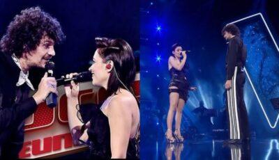 """Video! Irina Rimes și Tudor Chirilă, un duet de senzație la ediția specială ,,Vocea României"""""""