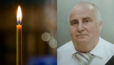 Medicul Ion Dvornic, din Orhei, răpus de noul Coronavirus