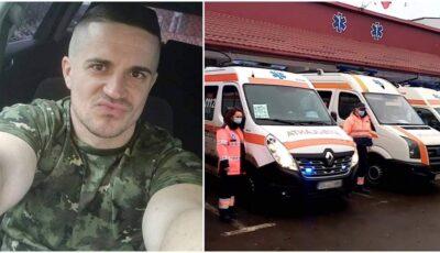 Un asistent medical din Vâlcea s-a stins la doar 33 de ani, după ce s-a infectat cu noul coronavirus