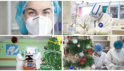 Angajații medicali își vor petrece Revelionul la muncă salvând vieți