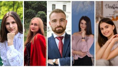 Gala Studenților Originari din Republica Moldova și-a desemnat laureații!