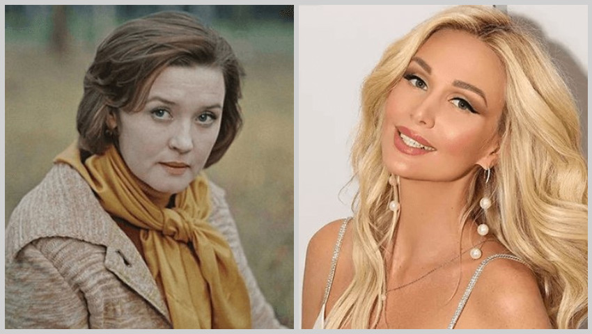 Foto: Cum arătau femeile în trecut și cum arată astăzi, la aceeași vârstă