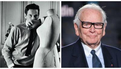 S-a stins din viață celebrul designer Pierre Cardin
