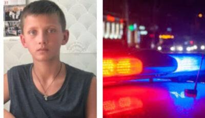 Un copil din Comrat a dispărut fără urmă. Poliția cere ajutorul cetățenilor
