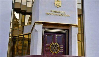Maia Sandu va avea astăzi consultări cu fracțiunile şi grupurile politice parlamentare