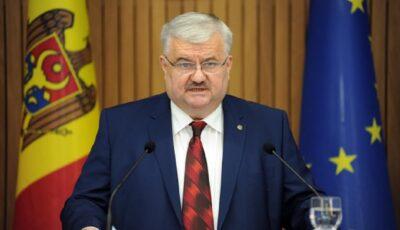 Ex-ministrul Igor Șarov a devenit noul rector al Universității de Stat din Moldova