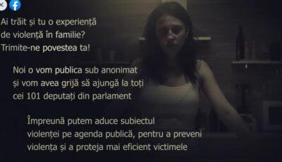 159 de femei din Moldova și-au pierdut viața în urma actelor de violență. Cere ajutor, nu suporta violența în tăcere!