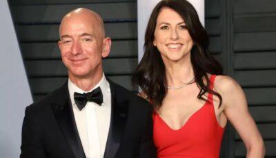 Fosta soție a lui Jeff Bezos a donat 4 miliarde de dolari în ultimele 4 luni