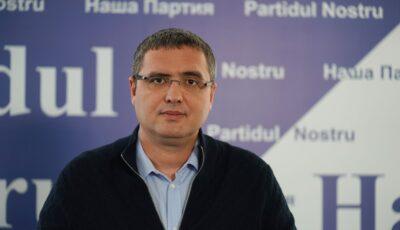 Renato Usatîi își cheamă electoratul la protestul anunțat duminică de către Maia Sandu