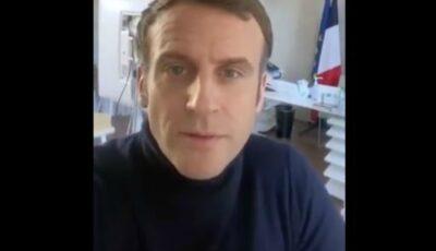 Emmanuel Macron, infectat cu Covid, face dezvăluiri despre starea sa de sănătate