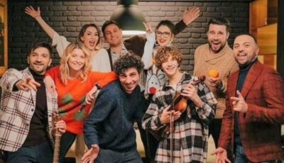 """Cel mai tare videoclip de Crăciun cu artiști și actori din Moldova a fost lansat – ,,Te aștept în Seara de Crăciun!"""""""