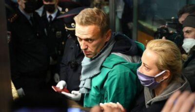 UE reacționează după arestarea lui Alexei Navalnîi: Este inacceptabil. Apel la eliberarea imediată