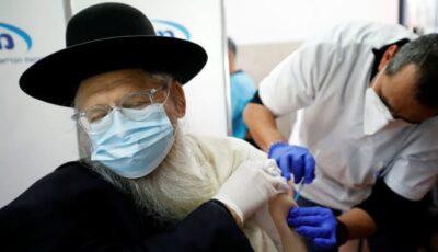 Israelul a vaccinat 10% din populaţie împotriva Covid-19