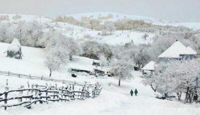 Cea mai joasă temperatură înregistrată iarna în Moldova a fost -35,5 °C. Când s-a întâmplat?