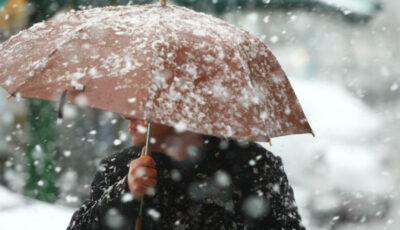 Ninsori și lapoviță în Moldova. Vezi prognoza meteo!