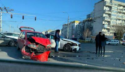 Accident îngrozitor în centrul Capitalei, produs în urmă cu puțin timp