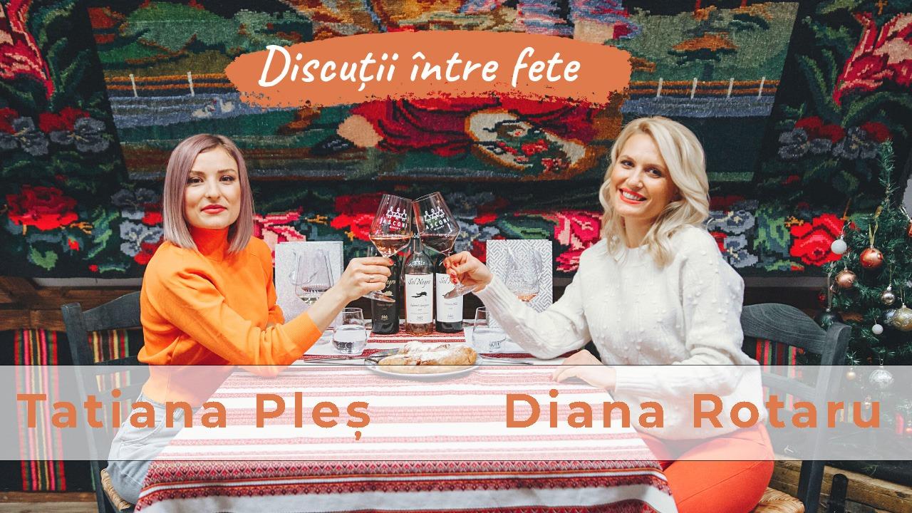 Foto: Ce nu ați știut despre relația Diannei Rotaru cu sora ei, Tatiana Pleș