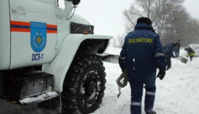 Temperaturile scad drastic în Moldova: IGSU vine cu recomandări