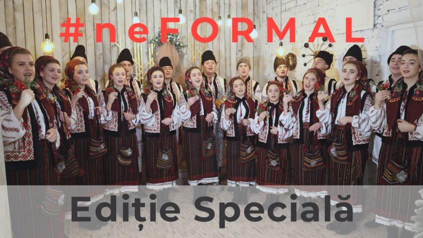 Tradiții frumoase și deosebite  la #neFormal cu Lenuța Gheorghiță de Sf. Vasile