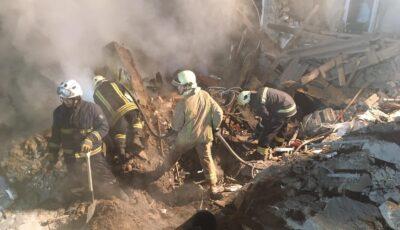 Explozia de la Sângerei: cine e bărbatul găsit decedat sub ruine