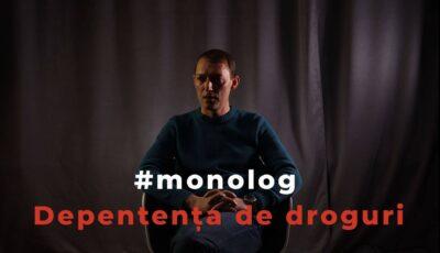 A luptat 15 ani cu dependența de droguri: #monolog despre narcomanie și statul în penitenciar