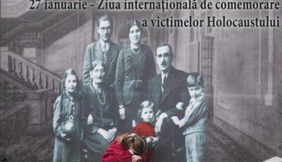 La Chișinău sunt comemorate victimele Holocaustului