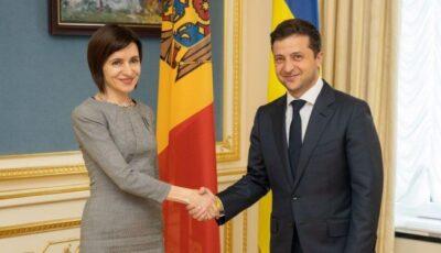 Maia Sandu, așteptată cu mult drag în Ucraina, în cadrul vizitei oficiale în calitate de Președintă a Republicii Moldova
