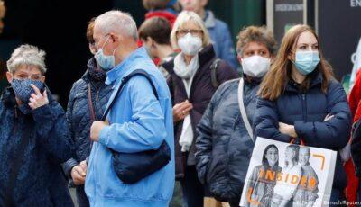 Tulpina britanică de Coronavirus va deveni varianta dominantă în Germania, susține şeful de cabinet al cancelarului Angela Merkel