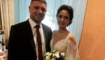 """,,Cum voi trăi fără tine, scumpul meu?!"""" Mireasa moldoveanului ucis la propria nuntă, sfâșiată de durere"""