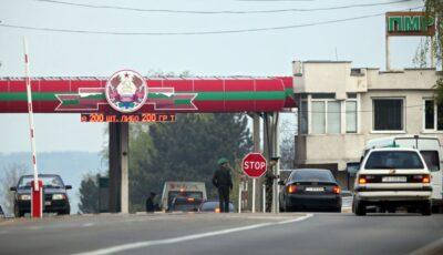 Transnistrenii care s-au tratat de Covid-19 vor putea intra și părăsi regiunea fără carantină obligatorie