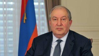 Președintele Armeniei, grav bolnav de Covid-19. Verdictul medicilor londonezi despre starea sa de sănătate