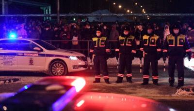 Alexei Navalnîi a fost arestat, îndată după aterizarea pe aeroportul Şeremetievo din Moscova