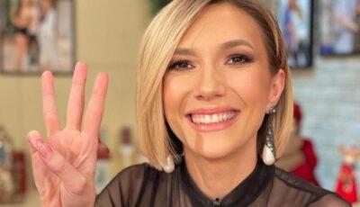 Adela Popescu, însărcinată pentru a treia oară? Soacra a dat-o de gol