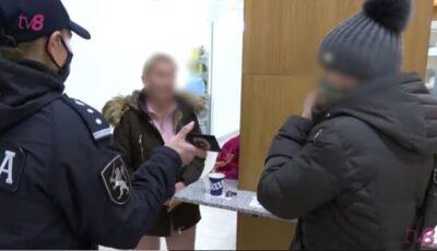 Două femei care nu purtau mască în magazin, amendate cu câte 2.000 de lei