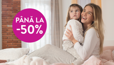 Adaugă confort vieții tale cu Dormeo White Sales! La cel mai bun preț!