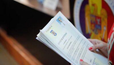 Anunț important privind depunerea jurământului, emis de către Ambasada României la Chișinău